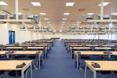 De zaal van de vergadering Royalty-vrije Stock Foto's