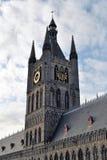 De Zaal van de Ypresdoek - Ieper België stock foto's