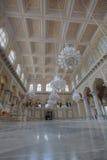 De Zaal van Durbar, Groot Paleis Chowmahalla stock afbeeldingen