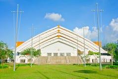De zaal van Ganjanaphisek, Khonkaen Thailand Royalty-vrije Stock Afbeelding
