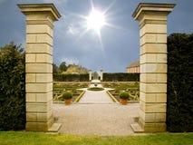 De Zaal van Hanbury royalty-vrije stock afbeeldingen