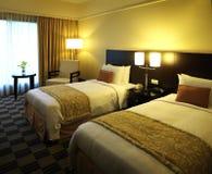 De Zaal van het hotel Royalty-vrije Stock Afbeeldingen