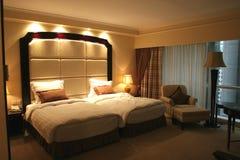 De Zaal van het hotel Royalty-vrije Stock Fotografie