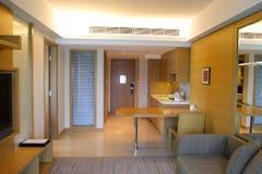 De Zaal van het hotel Stock Afbeeldingen