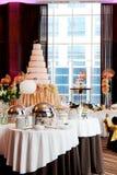 De zaal van het huwelijk Royalty-vrije Stock Afbeeldingen