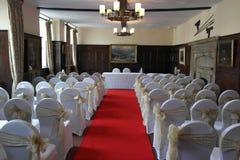 De Zaal van het huwelijk Royalty-vrije Stock Foto's