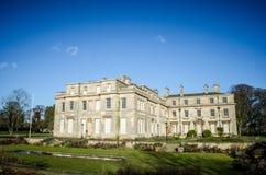 De Zaal van het Park van Normamby, Lincolnshire, het UK Royalty-vrije Stock Afbeelding