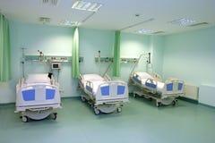 De zaal van het ziekenhuis royalty-vrije stock foto's