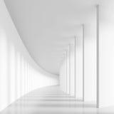 De Zaal van kolommen vector illustratie