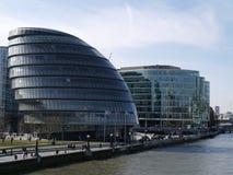 De Zaal van Londen Citi Stock Afbeelding