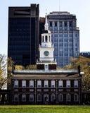 De Zaal van de onafhankelijkheid royalty-vrije stock afbeelding