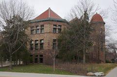 De Zaal van Pillsbury bij Oude Campus royalty-vrije stock foto