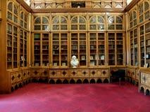 De Zaal van Shakespeare bij de Bibliotheek van Birmingham het UK Stock Afbeelding