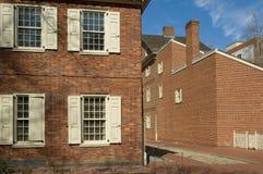 De Zaal van timmerlieden royalty-vrije stock fotografie