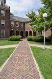 De Zaal van Watson, de Universiteit van Lafayette stock foto