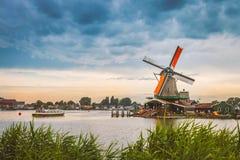 De Zaanse Schans Foto de archivo libre de regalías