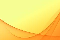 De zachte oranje achtergrond van Nice Royalty-vrije Stock Afbeelding
