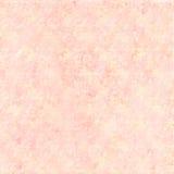 De zachte uitstekende antiquiteit verontrustte sjofele bloemenpatroonachtergrond in perzik stock illustratie
