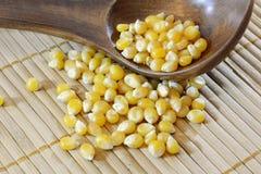 De zaden van het graan Stock Fotografie