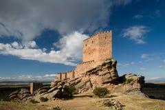De Zafra castillo. Zdjęcia Stock