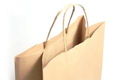 De zak met gift Stock Foto's