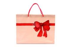 De zak van de gift Stock Fotografie