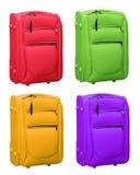 De zak van de kleur Royalty-vrije Stock Afbeelding