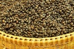 De zak van de koffie stock afbeeldingen