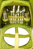 De zak van de picknick Royalty-vrije Stock Afbeeldingen