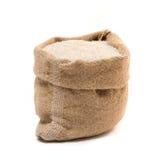 De zak van de rijst Stock Foto