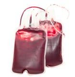 De zak van het bloed Stock Afbeelding