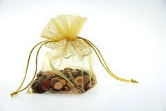 De zak van het giftgeld Stock Afbeelding
