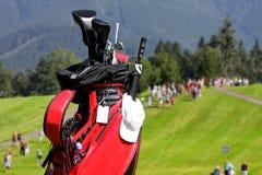 De zak van het golf stock fotografie