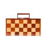 De zak van het schaakbord Royalty-vrije Stock Afbeelding