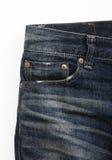 De zak van jeans Stock Fotografie