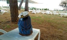 de zak van de zeeman royalty-vrije stock fotografie