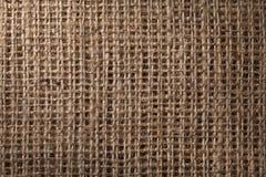 De zakachtergrond van het linnen Royalty-vrije Stock Afbeeldingen