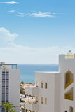 De zaken van de toerist, Portugal, Faro. Stock Afbeelding