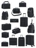 De zakken van de reis Royalty-vrije Stock Foto's