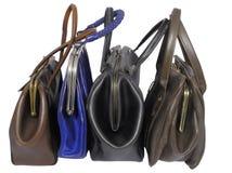 De zakken van de vrouw Stock Afbeelding
