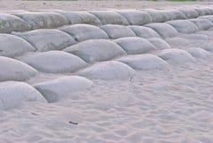 De zakken van het zand Royalty-vrije Stock Foto's