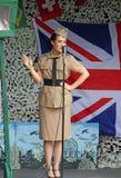 De zanger van de de zusters 1940 hulde van Andrew Royalty-vrije Stock Fotografie