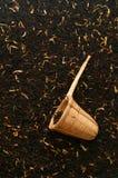 De zeef van de thee Stock Afbeelding