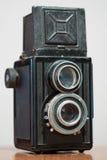 De zeer Oude Camera van de Foto Stock Foto's