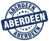 De zegel van Aberdeen royalty-vrije illustratie