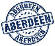 De zegel van Aberdeen vector illustratie