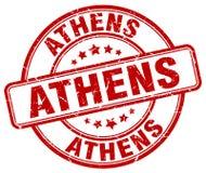 De zegel van Athene vector illustratie