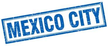 De zegel van Mexico-City stock illustratie