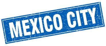 De zegel van Mexico-City royalty-vrije illustratie