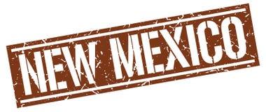 De zegel van New Mexico royalty-vrije illustratie